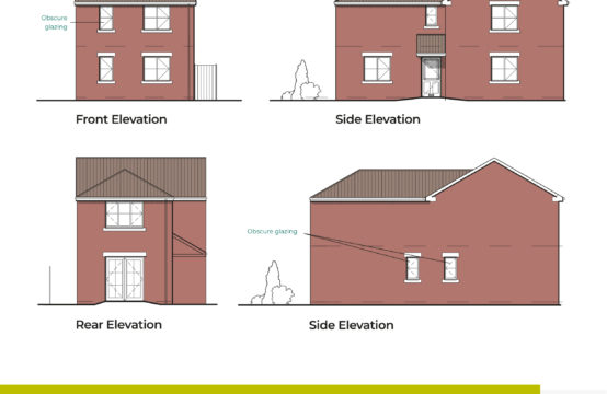 Plot 10, 3 Bed Detached House