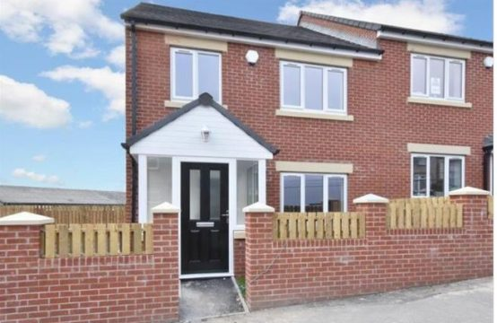 Plot 6. 3 Bed Semi Detached House